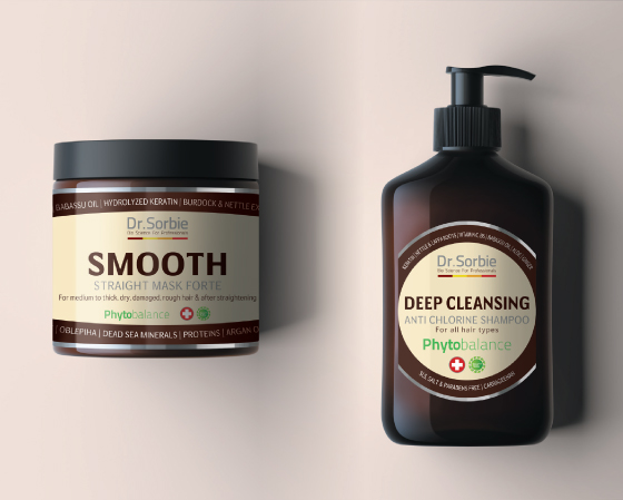 SMOOTH MASK - DEEP CLEANSING SHAMPOO