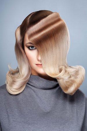 מבצע גוונים בשיער